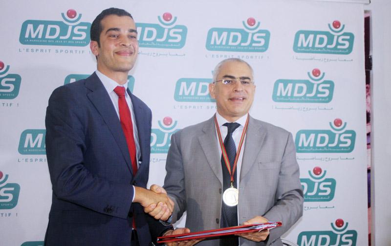 MDJS s'allie à TIBU Maroc: Du basketball aux écoles et aux quartiers