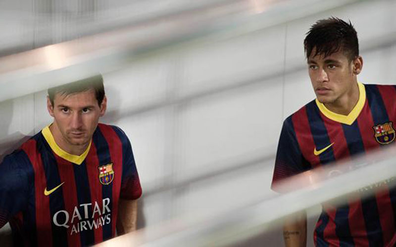Transfert de Neymar: les dirigeants du Barça seront jugés pour fraude fiscale