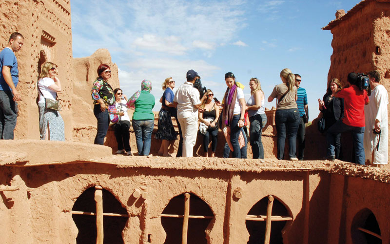 PIB du tourisme: Plus de 60 milliards de dirhams en 2014