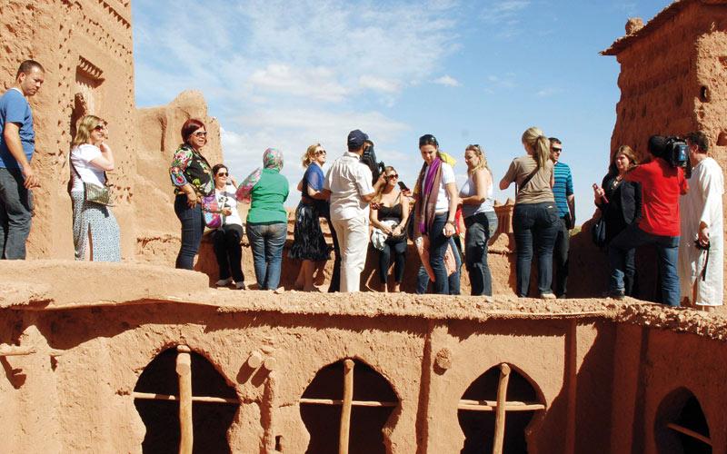 Fiche marché Royaume-Uni 2015: Les touristes britanniques aiment le Maroc