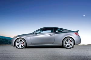 Hyundai Genesis Coupé : Séducteur «atout» prix
