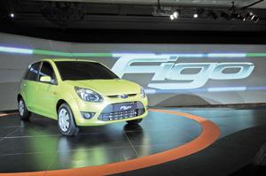 Ford lance en Inde sa première voiture compacte