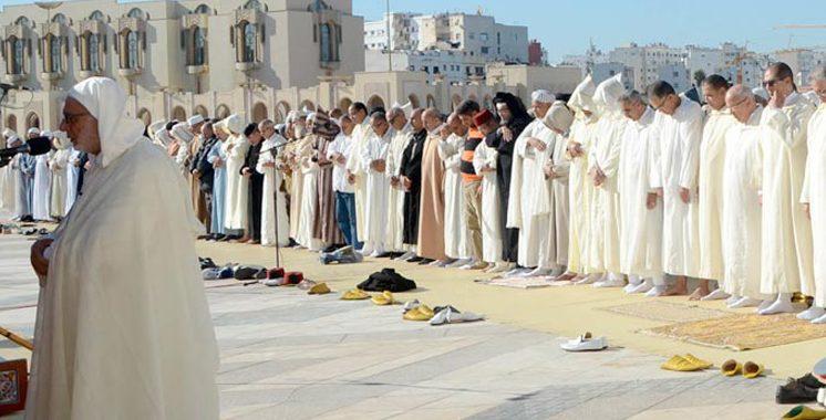 Des prières rogatoires vendredi à travers le Royaume