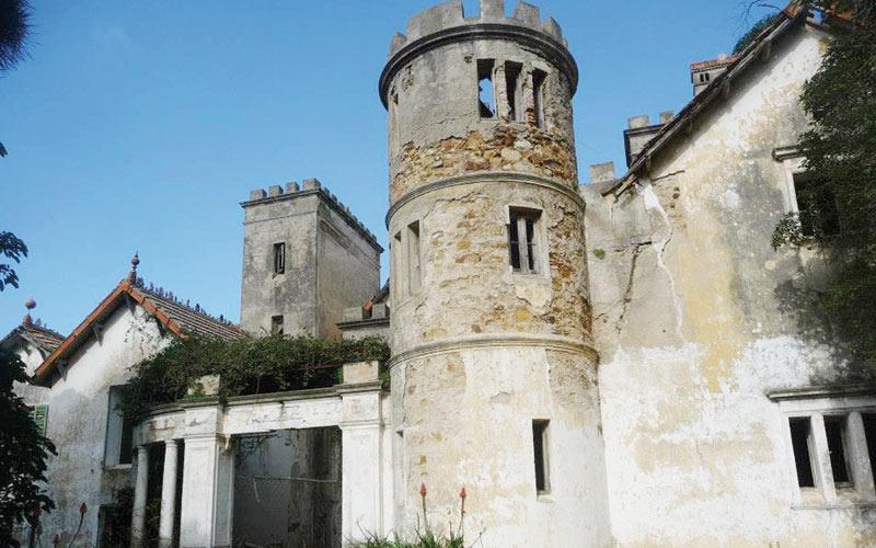 Château Perdicaris à Tanger: La réhabilitation est en marche