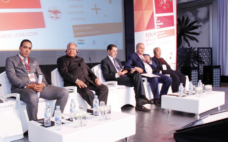 Forum d'affaires asiatique au Maroc: L'agriculture et l'industrie prospectées