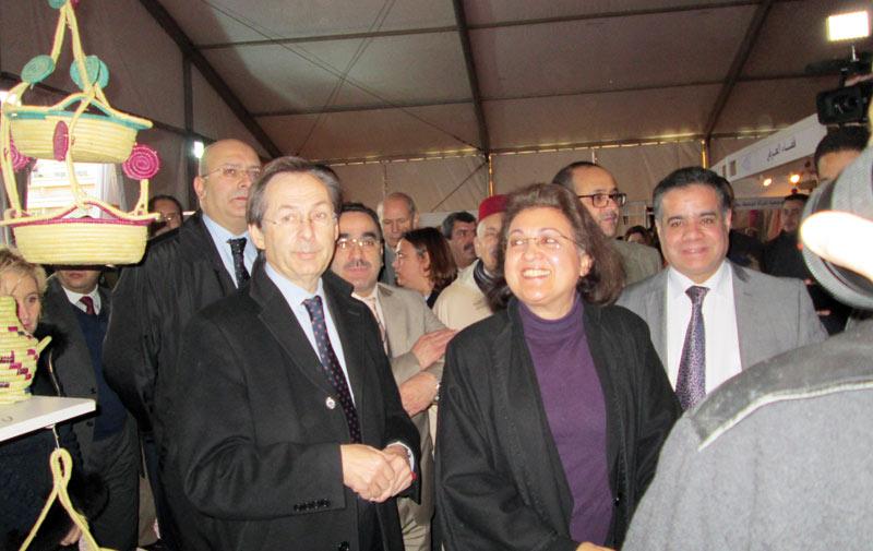 L'artisanat s'expose à Tanger