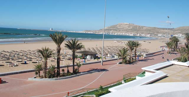 Agadir : Cinq élèves et un quadragénaire écroués pour vols qualifiés