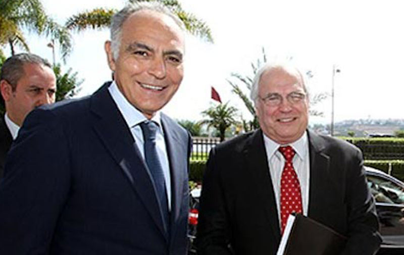 Sahara : Mezouar s'entretient avec Christopher Ross à Rabat