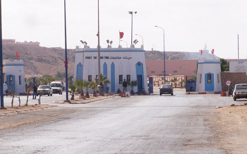 D'un montant de 5 millions de dirhams: Un nouveau camion incendie pour le port de Tan Tan