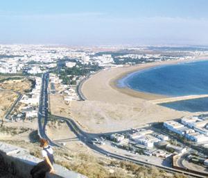 Télex : Agadir : recul de l'ICV