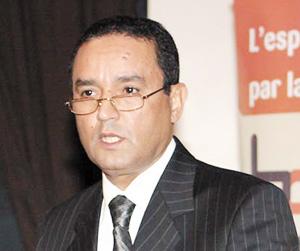 Télex : Noureddine Omary, vice-président de la CIBP