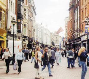 Télex : Mechahouri à Dublin et à Lille