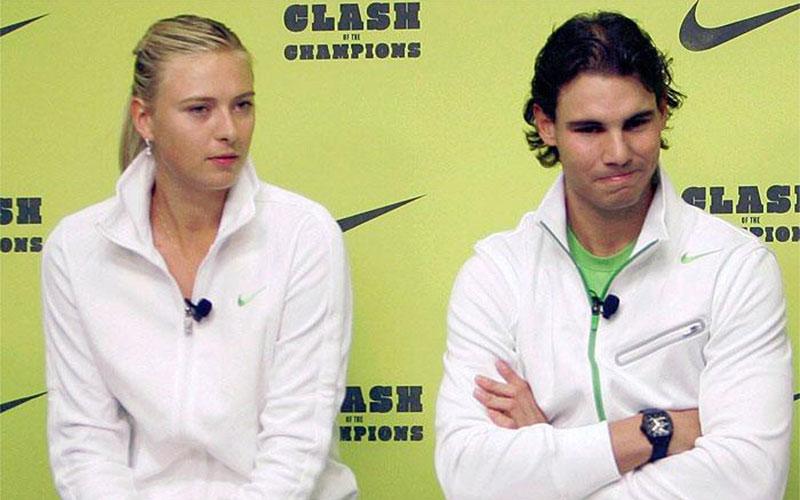 Open d'Australie : Sharapova et Nadal ont eu du fil à retordre