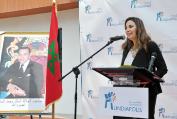 Hanane El Jaffali: «Le centre CARE assure l'orientation nécessaire pour une bonne employabilité»