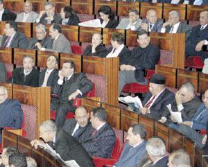 Télex : Présentation du projet de la loi de Finances à la Chambre des conseillers