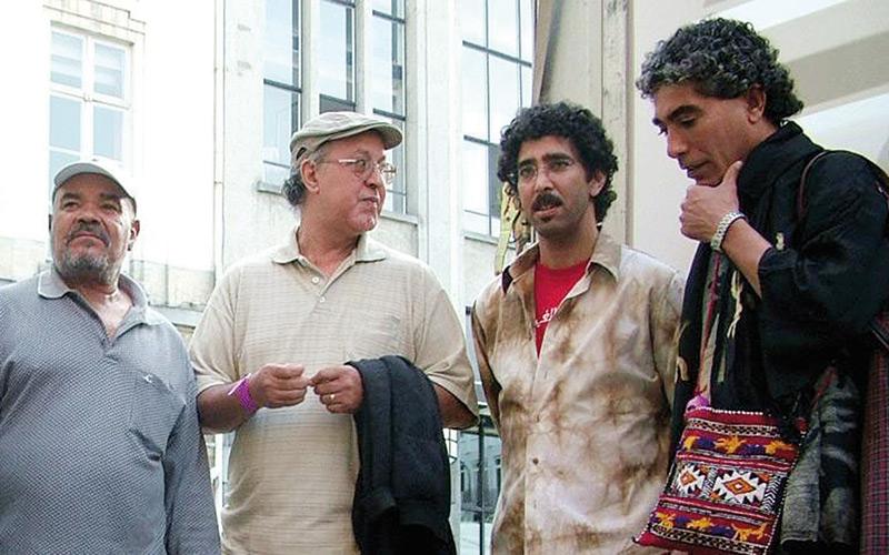 «Nass el Ghiwane, 40 ans de chanson protestataire marocaine » à Casablanca