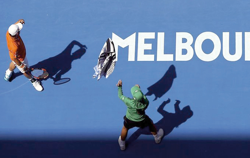 Corruption: Le tennis sur la sellette