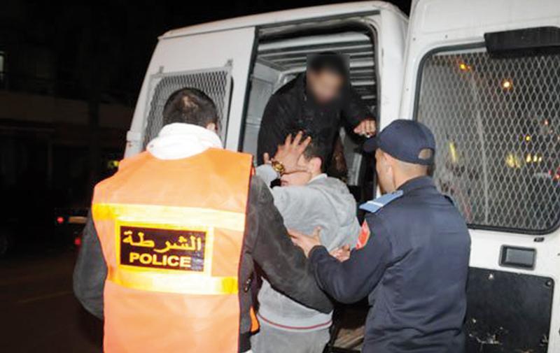 Oued Zem : Arrestation d'un  individu suspecté d'avoir incendié 7 camions et 5 véhicules
