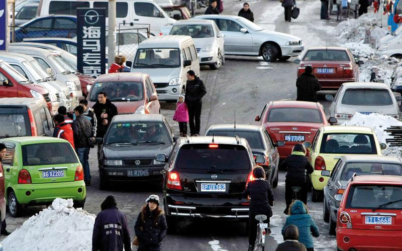 Automobiles : Les Chinois n'achètent pas chinois !