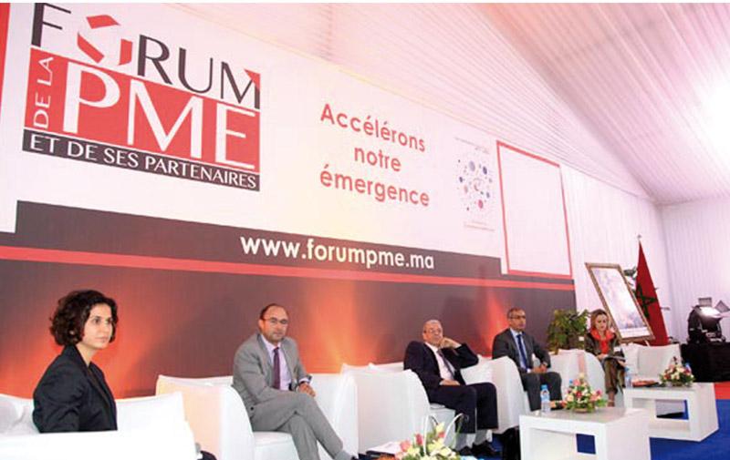 2ème édition du Forum de la PME et de ses partenaires: Les défis de l'entreprise au centre du débat