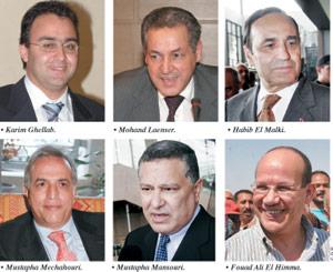 Du gouvernement au Parlement : Dix ministres et anciens ministres gagnent leur ticket