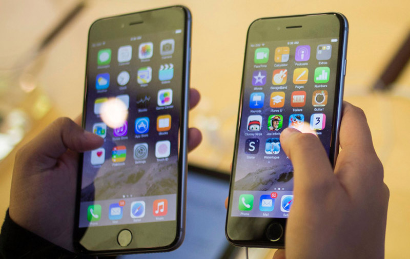 iPhone 6s et 6 Plus Un record de ventes pour Apple