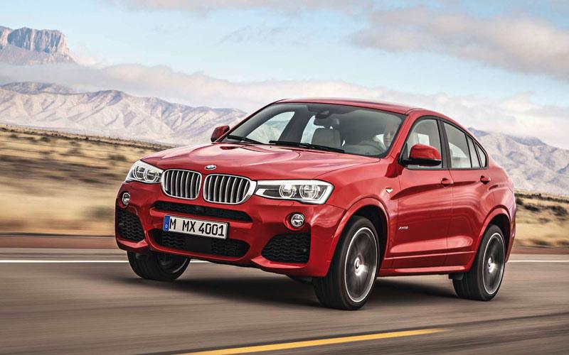 BMW  X4 : Le baby X6 !