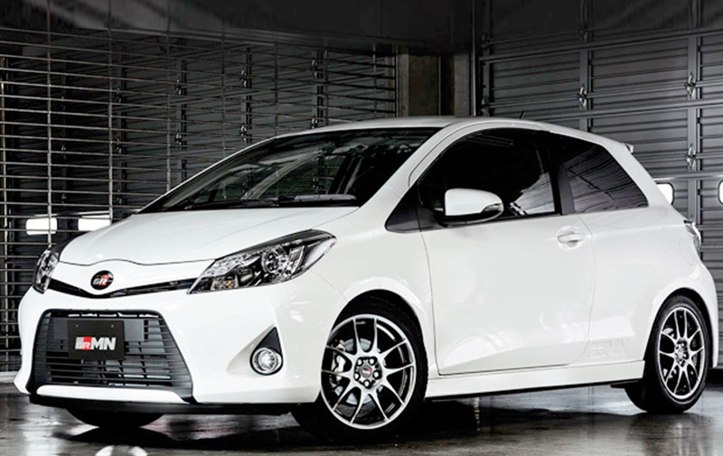 Une Toyota Yaris sportive pour bientôt ?
