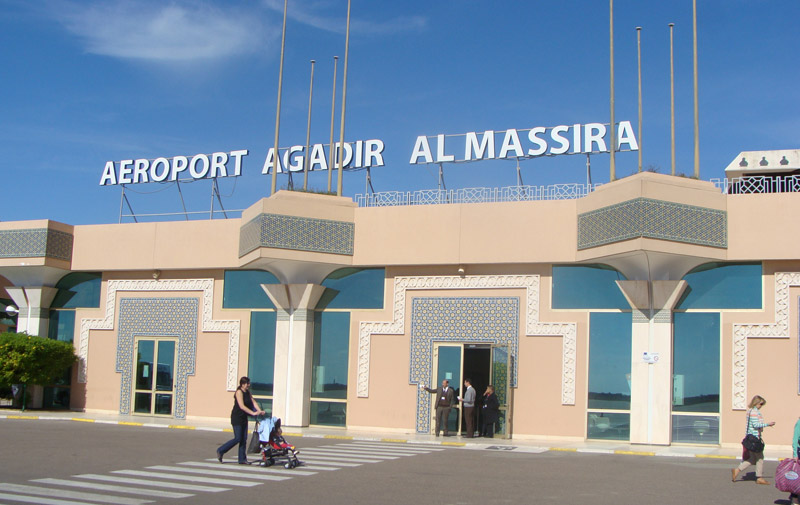 Aéroport international Agadir-Al Massira : Plus de 100.000 passagers en novembre dernier
