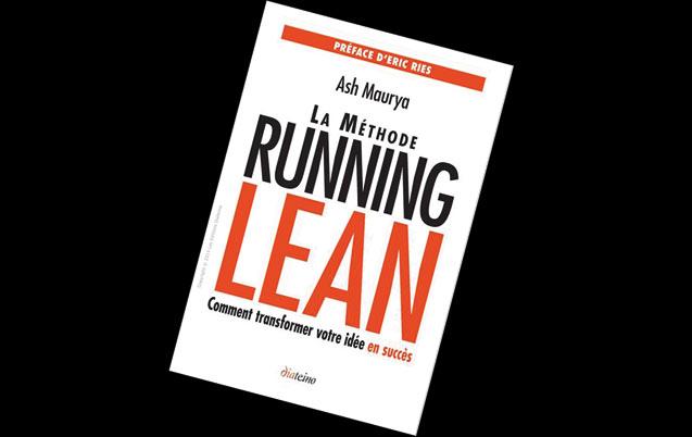 Livre – La méthode Running Lean :  Transformer votre idée en succès