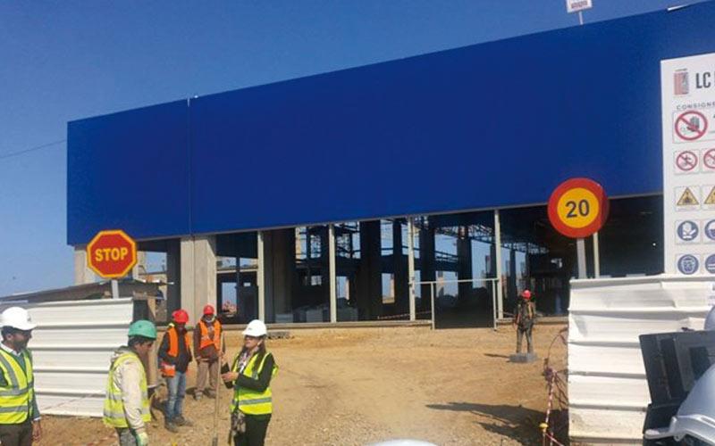 Ikea Maroc sera prêt fin 2015