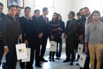 Maghreb Oxygène ouvre ses portes à l'UIC