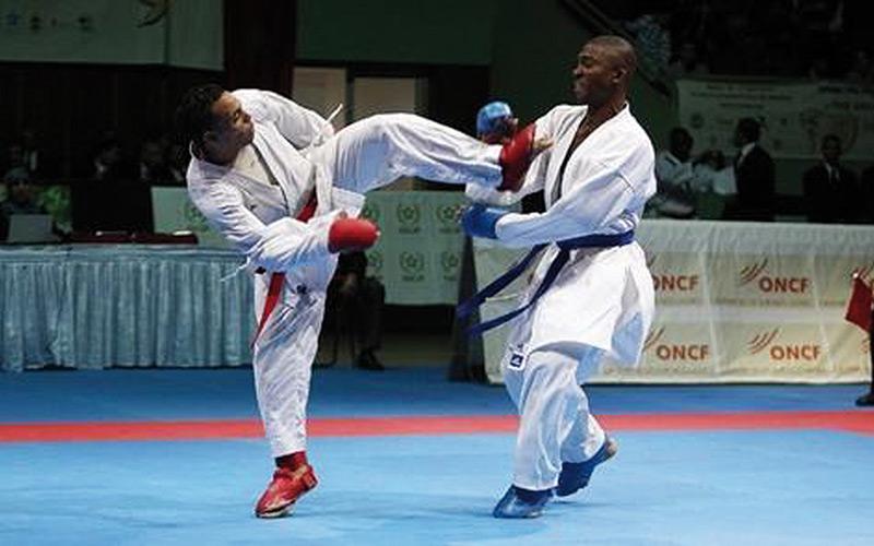 Open international de Kata : Or et bronze pour le Maroc
