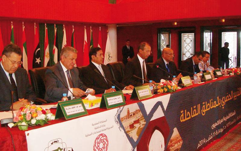 Laâyoune: La gestion urbaine en zones désertiques en débat