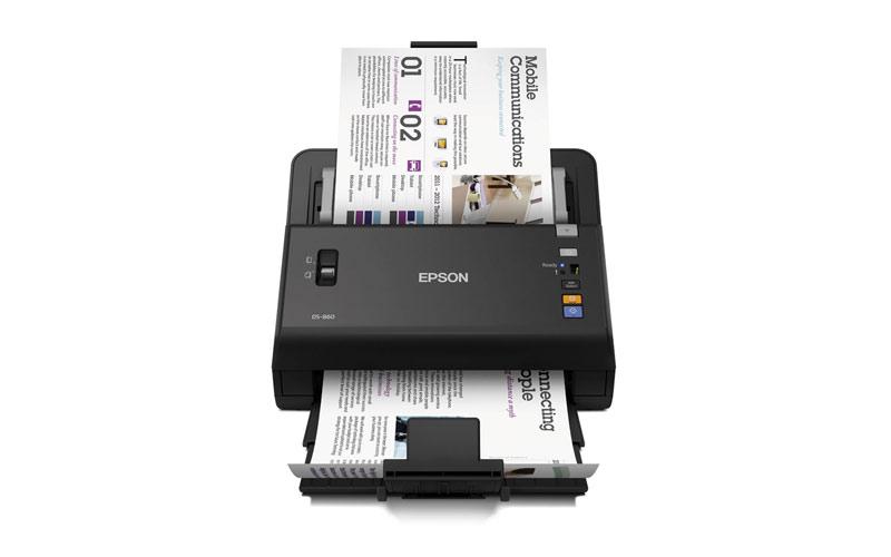 Epson lance trois nouveaux scanners professionnels