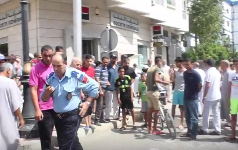 Tanger : arrestation des braqueurs d'un fourgon de transport de fonds