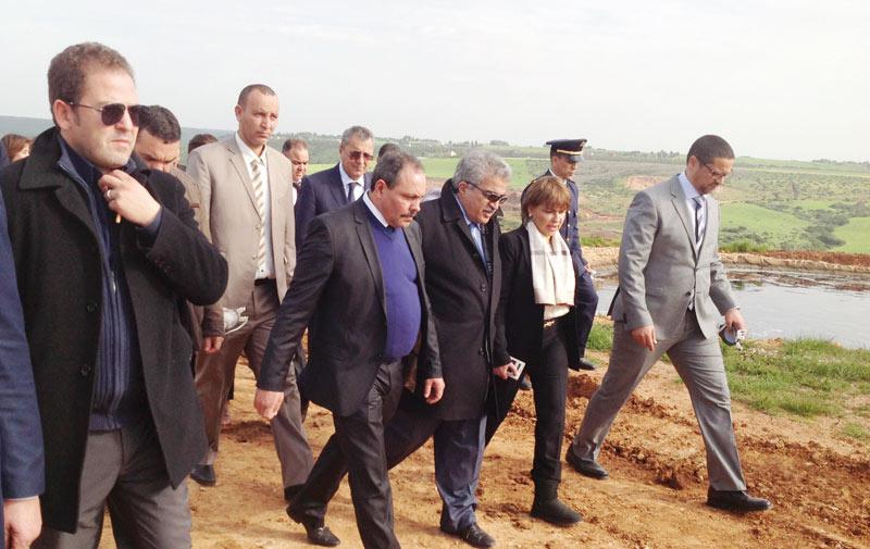 Environnement: El Hiti à la rencontre des industriels de Mohammedia