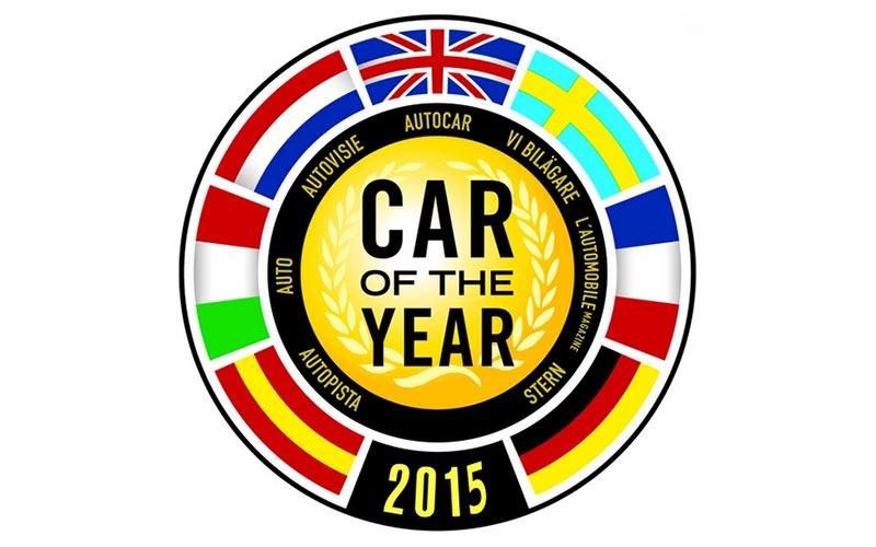 Voiture de l'année 2015 : les sept finalistes