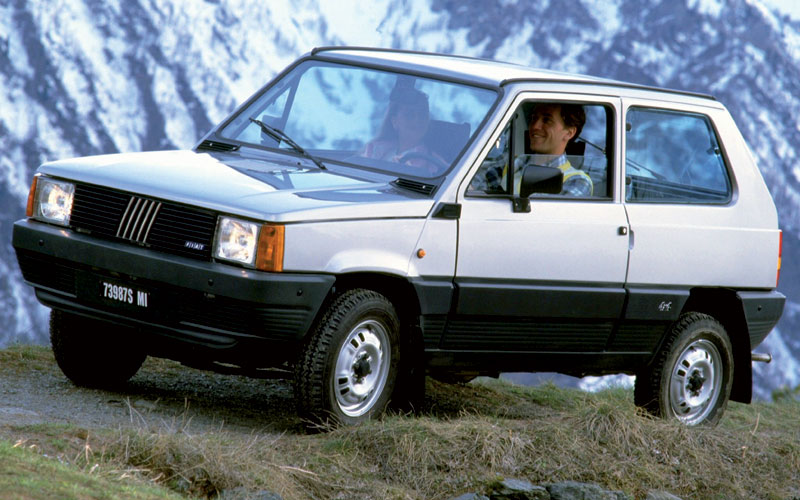 Fiat Panda : Minimaliste mais robuste !