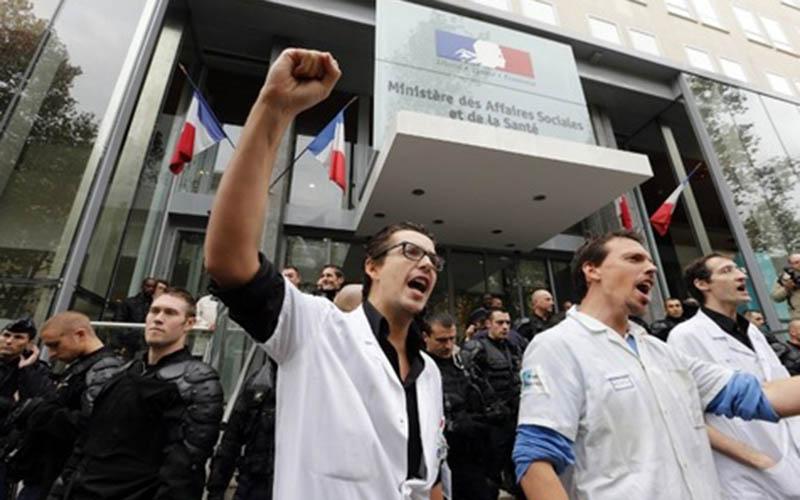 France : Les urgentistes appellent à une grève illimitée à partir du 22 décembre
