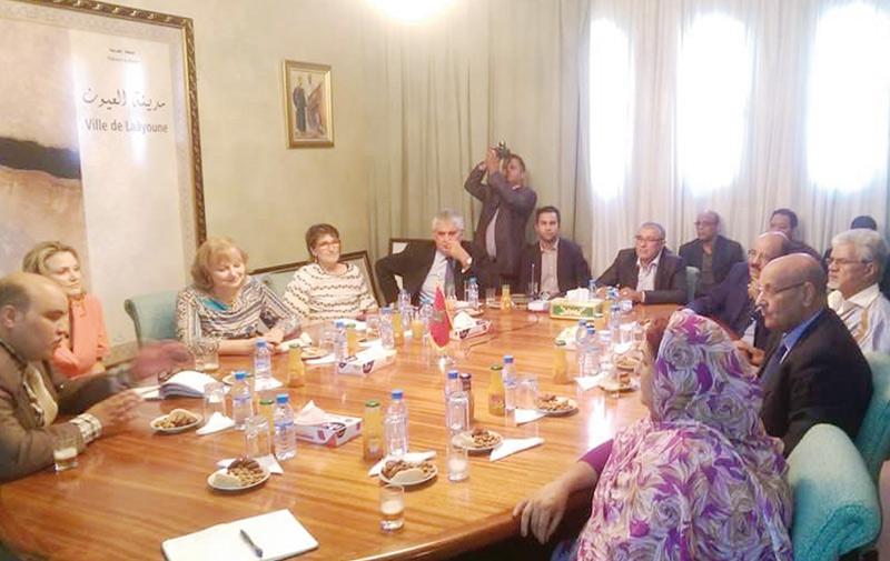 Laâyoune : Les potentialités de la région expliquées à des parlementaires australiens