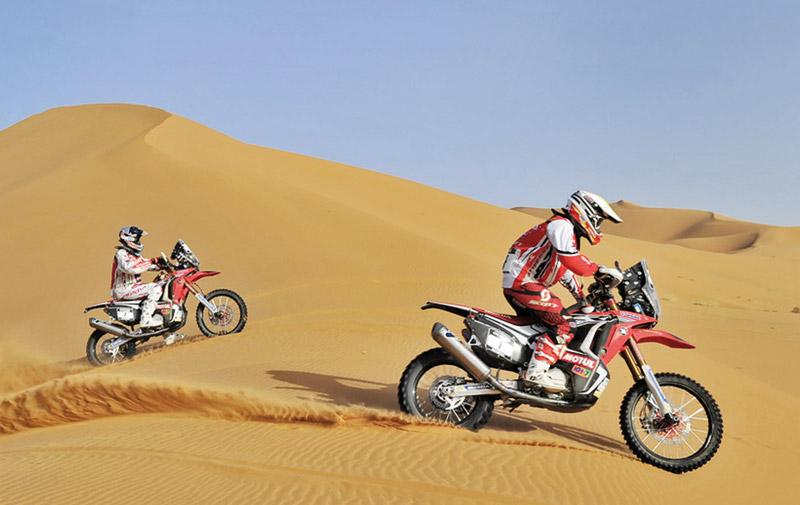Rallye OiLibya 2015: Les coureurs bientôt en piste!