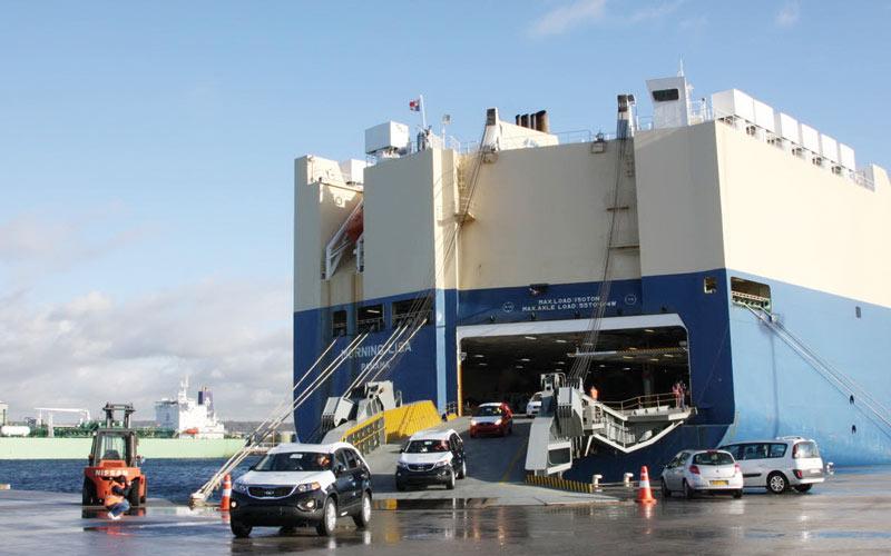 Exportations: L'automobile tient le haut du pavé