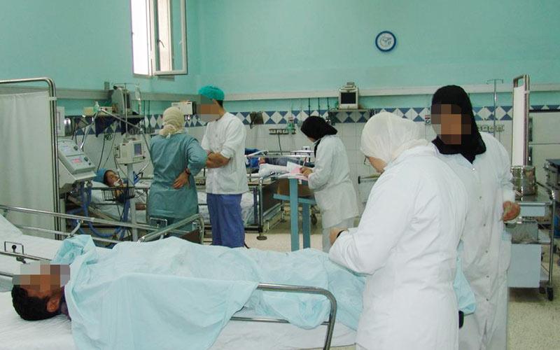 Admis au CHU de Casablanca :  Il est atteint de la malaria et non d'Ebola