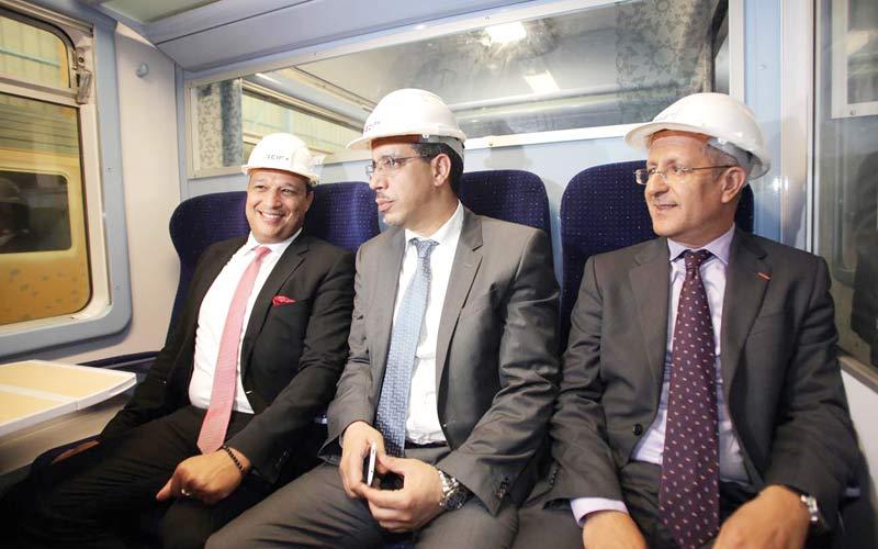 Incident de train de Zenata: Rabbah et Khlie devant le Parlement