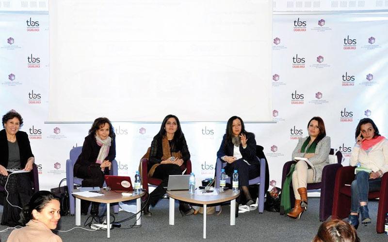 Le leadership au féminin s'invite chez TBS