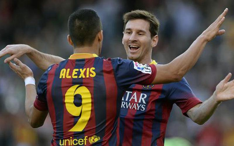 Messi veut «continuer à gagner des titres»