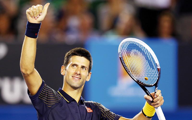 Classement ATP : Novak Djokovic intouchable