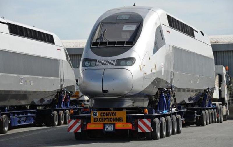 Le Maroc reçoit son deuxième TGV