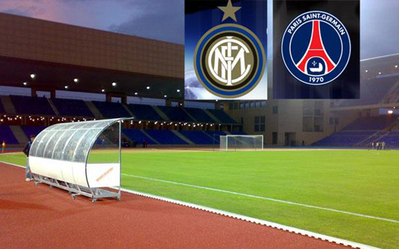 Le PSG en stage à Marrakech pour un match de gala contre l'Inter de Milan
